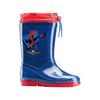 Stivali di gomma Spiderman spiderman, viola, 392-9190 - 13