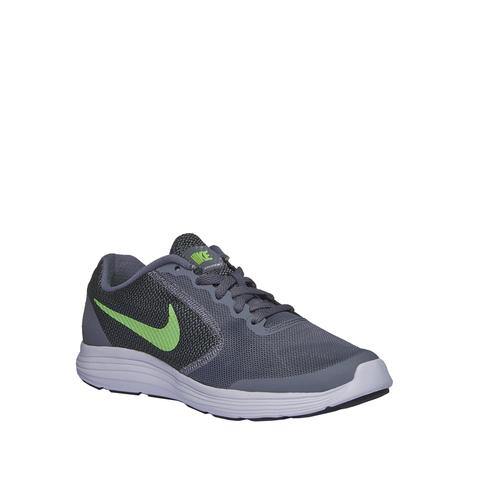 Sneakers sportive da bambino nike, grigio, 409-2117 - 13
