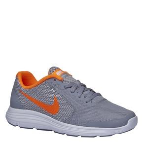 Sneakers Nike nike, grigio, 409-2322 - 13