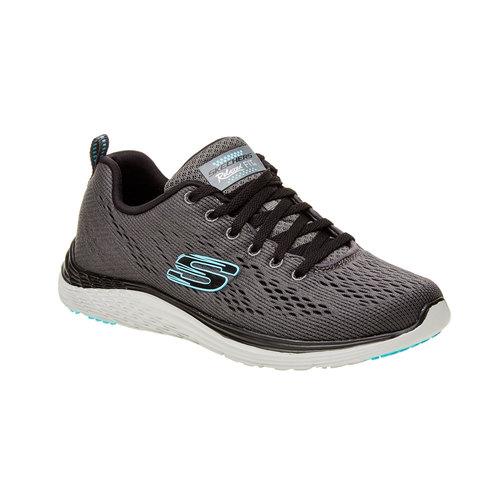 Sneakers sportive da donna skechers, grigio, 509-2706 - 13