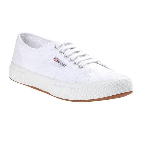 Sport shoe  superga, bianco, 589-0189 - 13