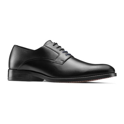 Scarpe stringate classiche da uomo bata, nero, 824-6874 - 13
