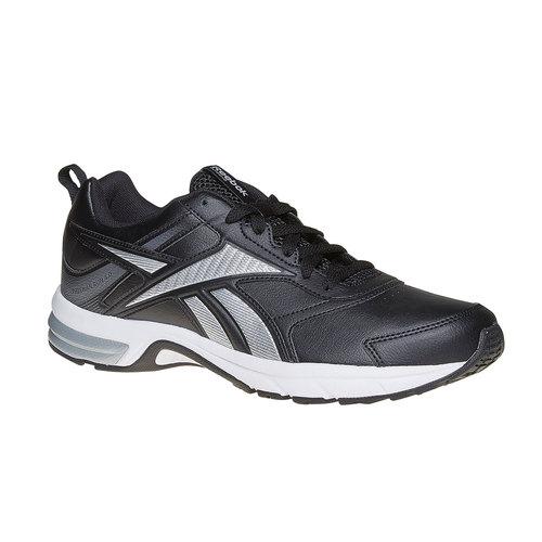 Sneakers sportive da uomo reebok, nero, 801-6166 - 13