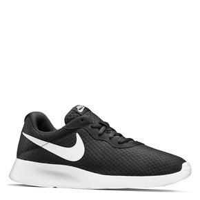 Sneakers sportive da uomo nike, nero, 809-6557 - 13