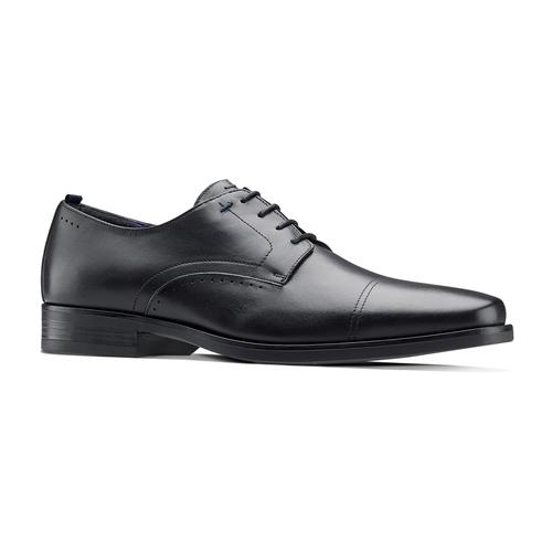 Scarpe eleganti in pelle bata, nero, 824-6845 - 13