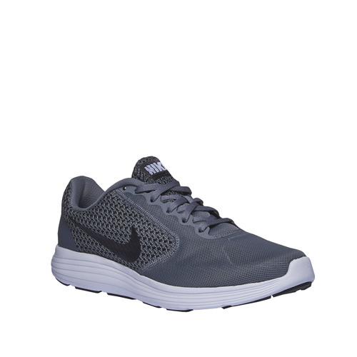 Sneakers sportive da uomo nike, grigio, 809-2220 - 13
