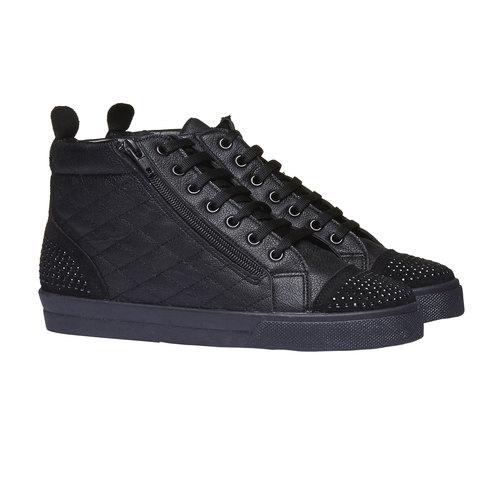 Sneakers nere alla caviglia north-star, nero, 543-6127 - 26