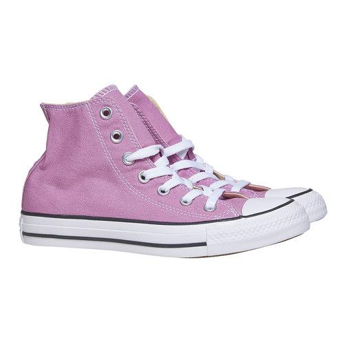 Sneakers da donna alla caviglia converse, viola, 589-9478 - 26