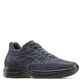 Sneakers casual da uomo bata, blu, 843-9315 - 13
