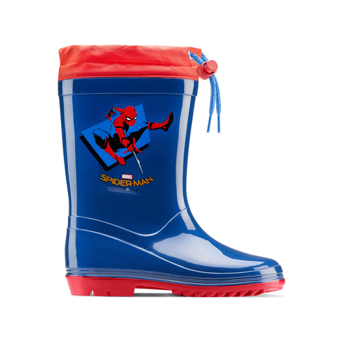 Stivali da pioggia Spiderman spiderman, blu, 392-9190 - 26