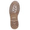 Scarpe in pelle con suola a carro armato weinbrenner, grigio, 896-2820 - 26