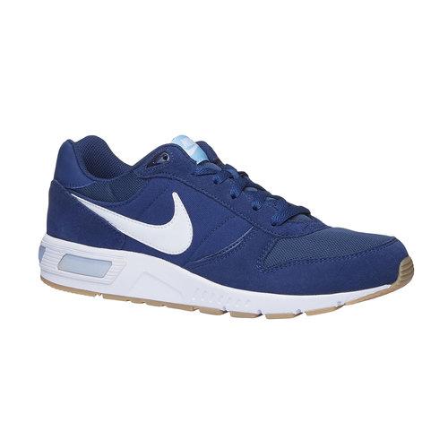 Sneakers Nike di colore blu nike, blu, 809-9326 - 13
