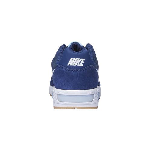 Sneakers Nike di colore blu nike, blu, 809-9326 - 17