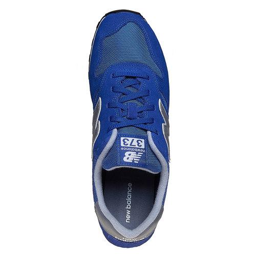 Sneakers alla moda da uomo new-balance, blu, 803-9471 - 19
