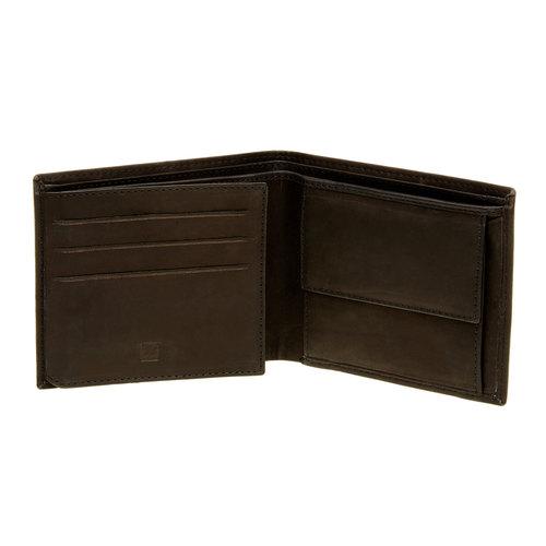 Portafoglio da uomo in pelle bata, nero, 944-6147 - 16