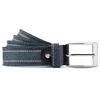 Cintura in suede bata, blu, 953-9112 - 13