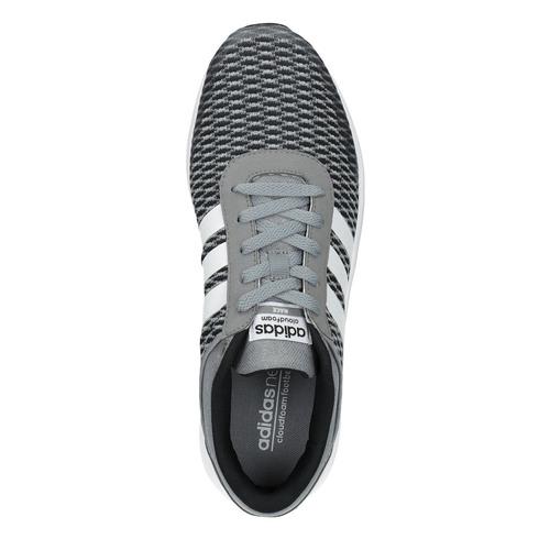 Sneakers da uomo adidas, grigio, 809-2822 - 19