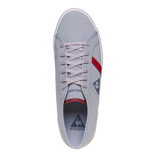 Sneakers informali da uomo le-coq-sportif, grigio, 801-2345 - 19