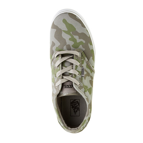 sneaker bimbo vans, verde, 489-7194 - 19