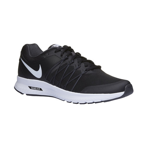Sneakers eleganti da uomo nike, nero, 809-6323 - 13
