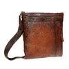 Borsa Crossbody da uomo in pelle bata, marrone, 964-4138 - 13