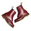 Scarpe in pelle Dr. Marten's alla caviglia dr-martens, rosso, 594-5149 - 19