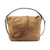 Borsa a spalla in suede bata, marrone, 963-3130 - 26