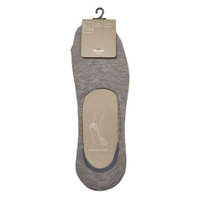 Calzini bianchi bata, grigio, 919-2665 - 13