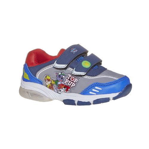 Sneakers da bambino, grigio, 211-2163 - 13