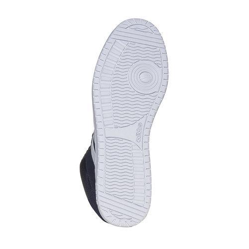 Sneakers da uomo alla caviglia adidas, blu, 801-9140 - 26