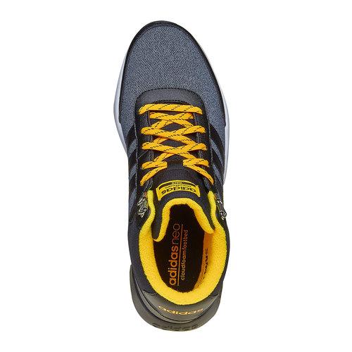 Sneakers Adidas alla caviglia adidas, nero, 809-6894 - 19