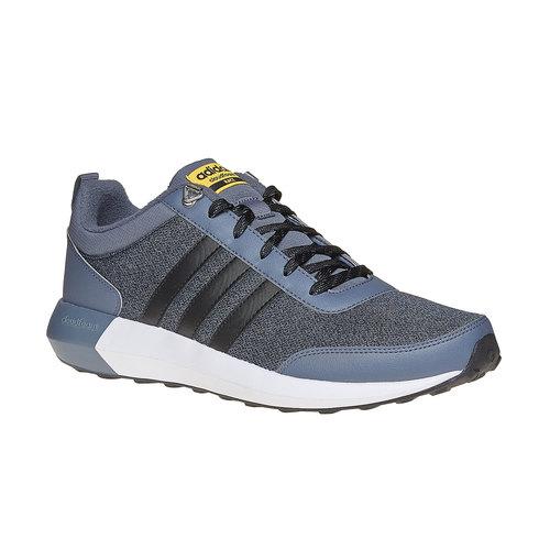 Sneakers eleganti da uomo adidas, grigio, 809-2893 - 13