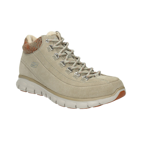 Scarpe sportive invernali da donna skechers, beige, 503-3357 - 13