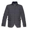 Giacca da uomo con cuciture eleganti bata, grigio, 979-2619 - 13