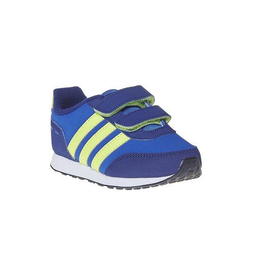 Sneakers da bambino con chiusure a velcro adidas, viola, 101-9913 - 13