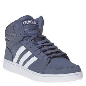 Sneakers da uomo alla caviglia adidas, grigio, 801-2240 - 13
