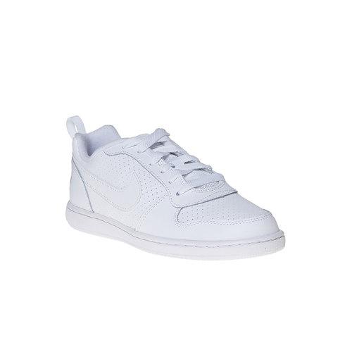 Sneakers bianche da bambino nike, bianco, 301-1337 - 13