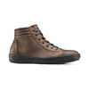 Sneakers uomo in vera pelle bata, marrone, 894-4295 - 13