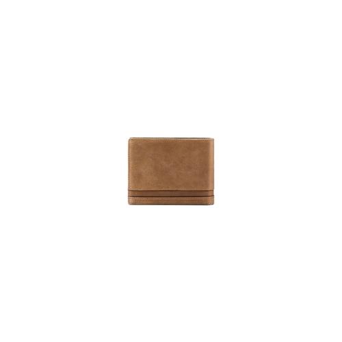 Portafoglio in pelle da uomo bata, marrone, 944-3143 - 26