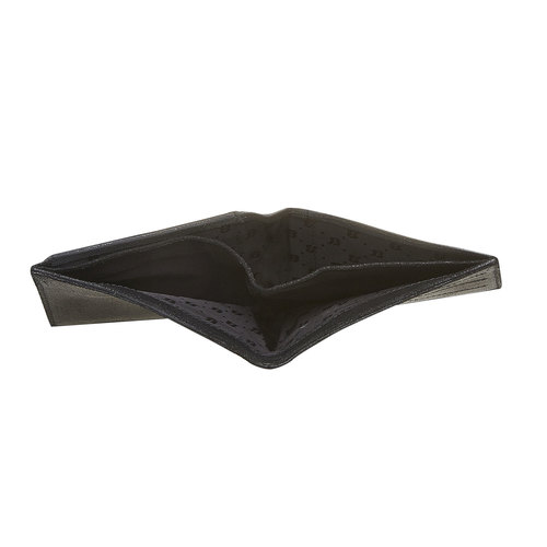 Portafoglio da uomo bata, nero, 944-6162 - 17