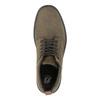 Scarpe di pelle alla caviglia bata, marrone, 896-4226 - 19