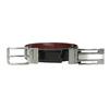 Cintura uomo reversibile bata, nero, 954-6186 - 13