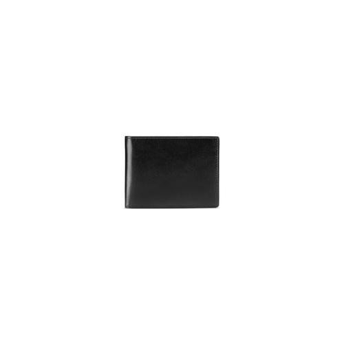Portafoglio uomo in pelle liscia bata, nero, 944-6122 - 26