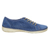 Sneakers di pelle weinbrenner, blu, 546-9238 - 15