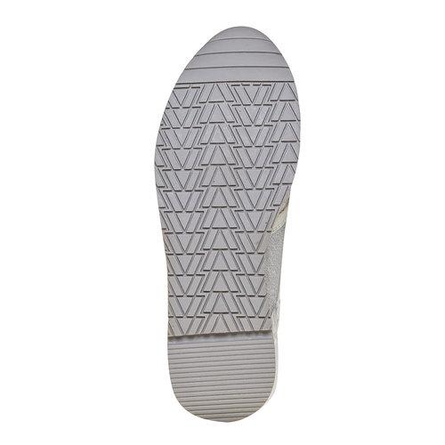 Sneakers da donna senza lacci north-star, bianco, 531-1121 - 26