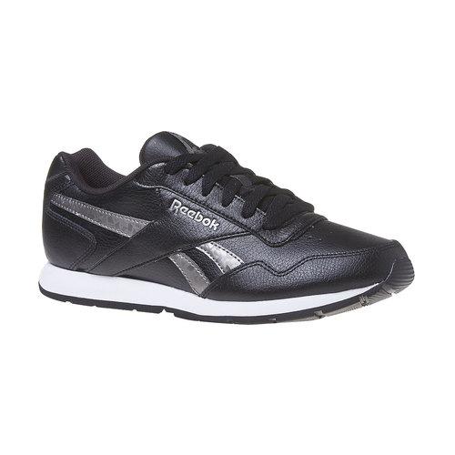 Sneakers casual da donna reebok, nero, 504-6919 - 13