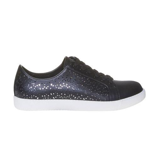Sneakers casual da donna, nero, 541-6204 - 15