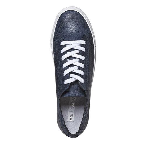 Sneakers da uomo north-star, blu, 844-9687 - 19