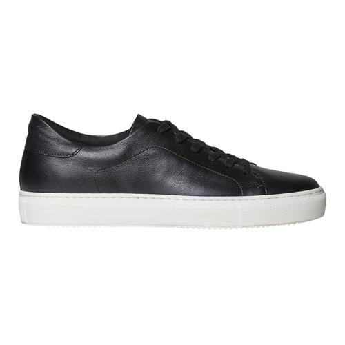 Sneakers in pelle da uomo north-star, nero, 844-6687 - 15