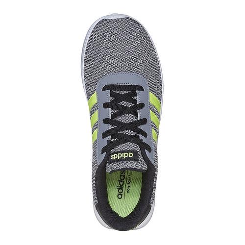 Sneakers sportive da bambino adidas, grigio, 409-2235 - 19